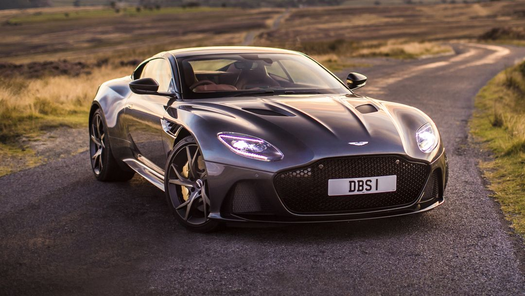 Aston Martin DBS Superleggera Coupé