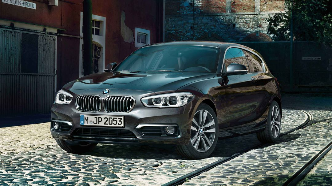 BMW Řada 1 3dv.