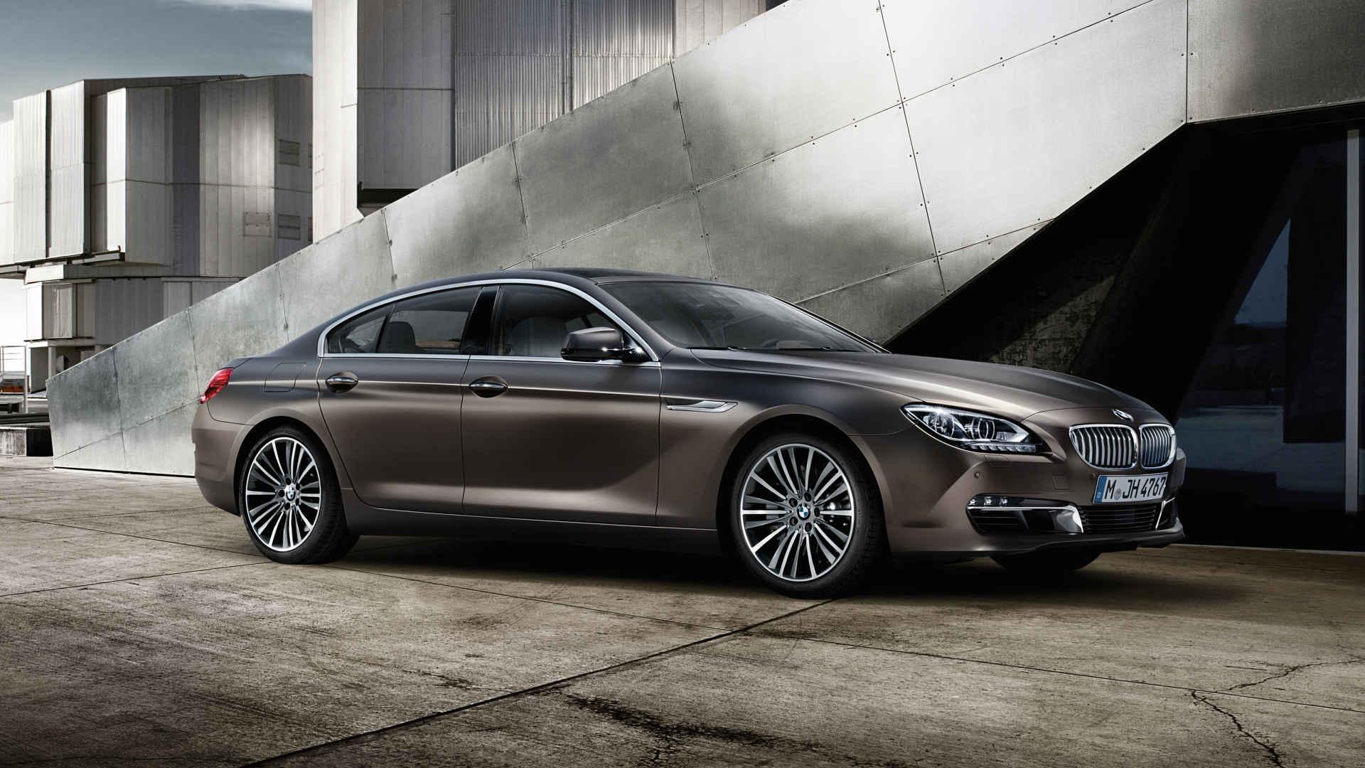 BMW Řada 6 Gran Coupé