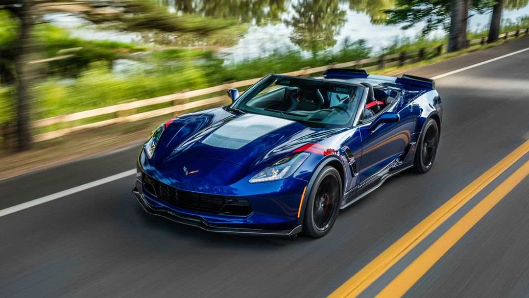 Chevrolet Corvette Grand Sport Cabriolet