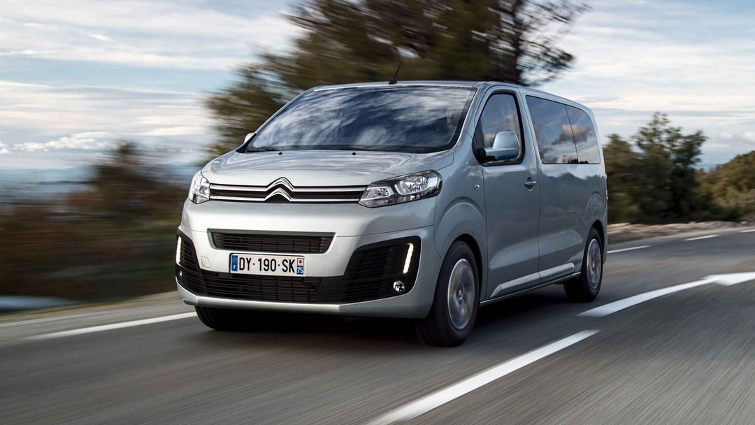CITROËN SPACETOURER XL