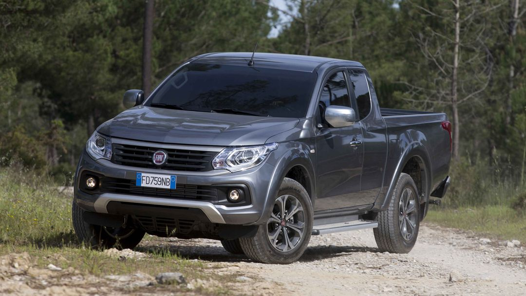 Fiat Fullback Extended Cab