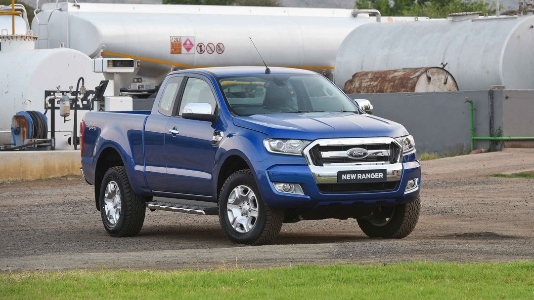 ford ranger single cab na operativn leasing. Black Bedroom Furniture Sets. Home Design Ideas