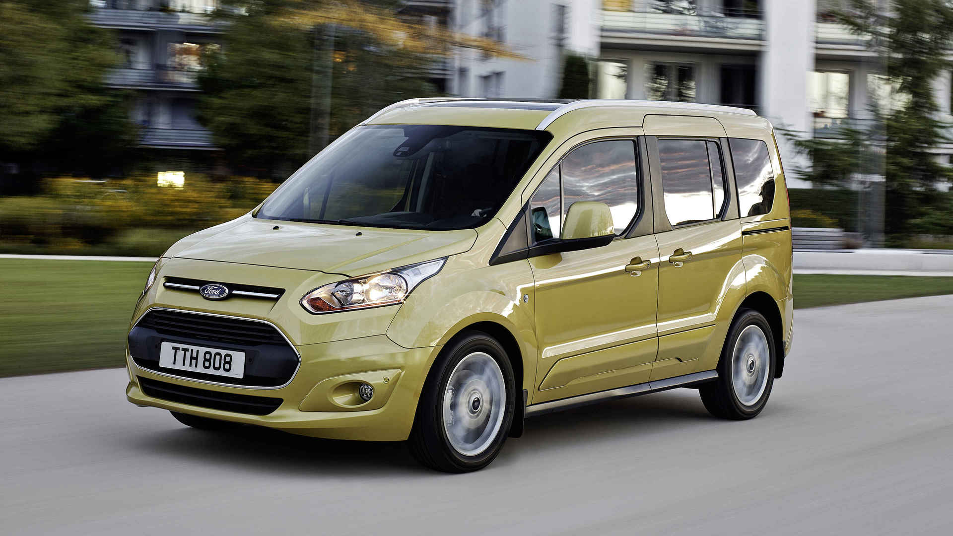 Ford Tourneo Connect Grand