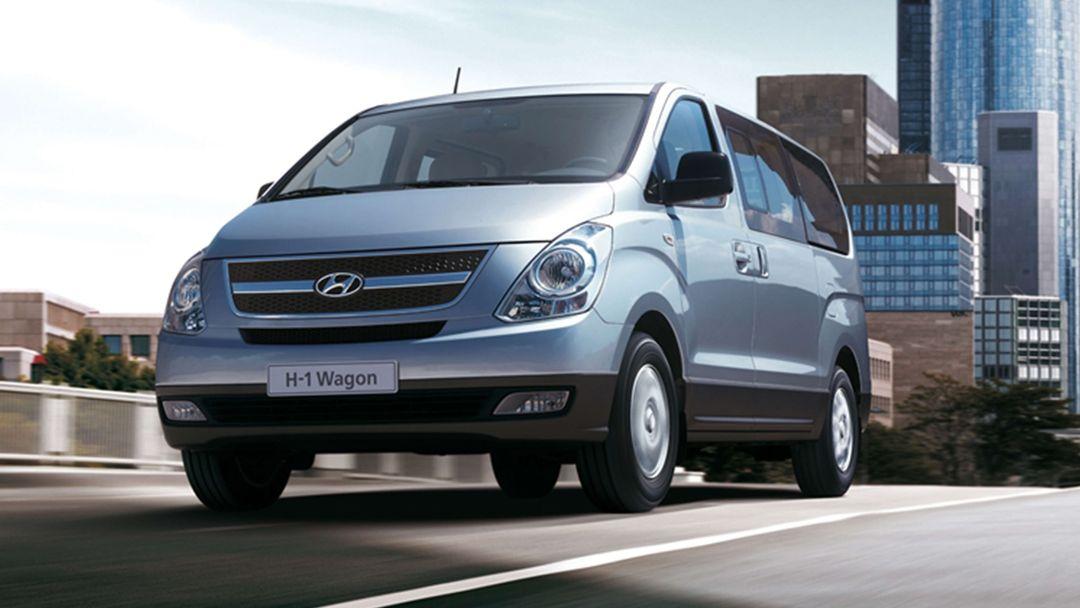 Hyundai H-1 Tour 2012