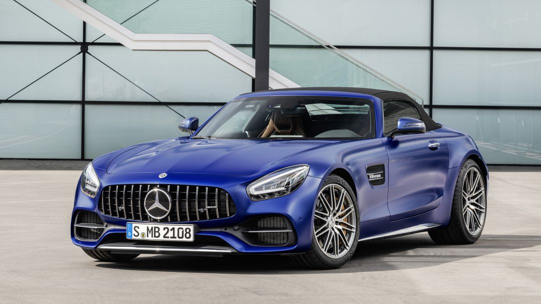 Mercedes-Benz AMG GT roadster