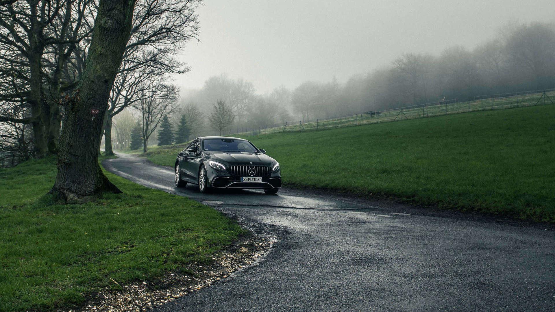 Mercedes-Benz S AMG kupé
