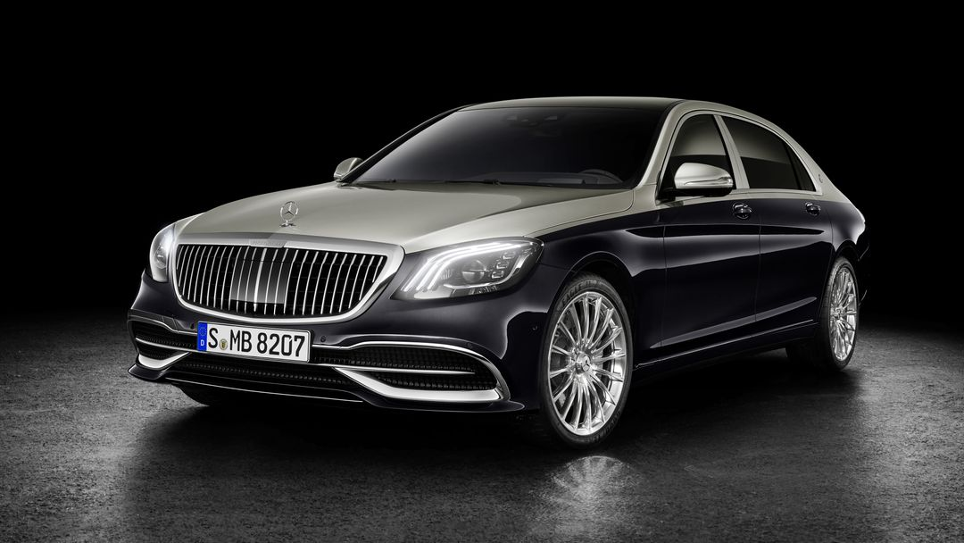 Mercedes-Benz S Maybach