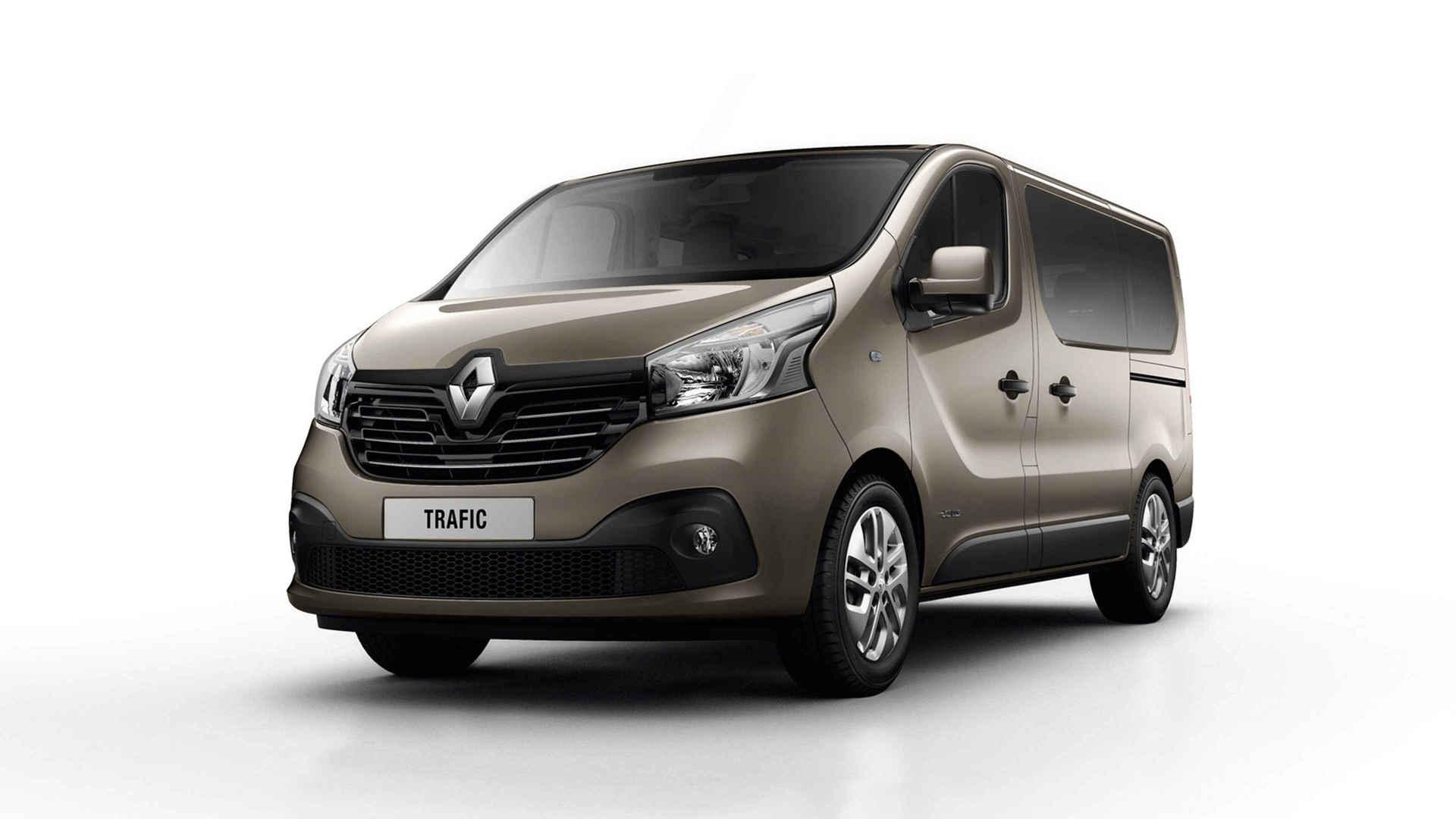 Renault Trafic Passenger Combi Van