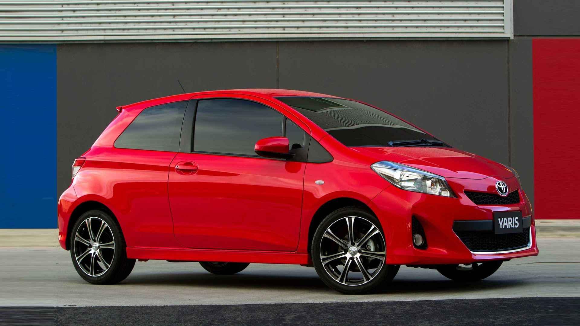 Toyota Yaris 3dv.