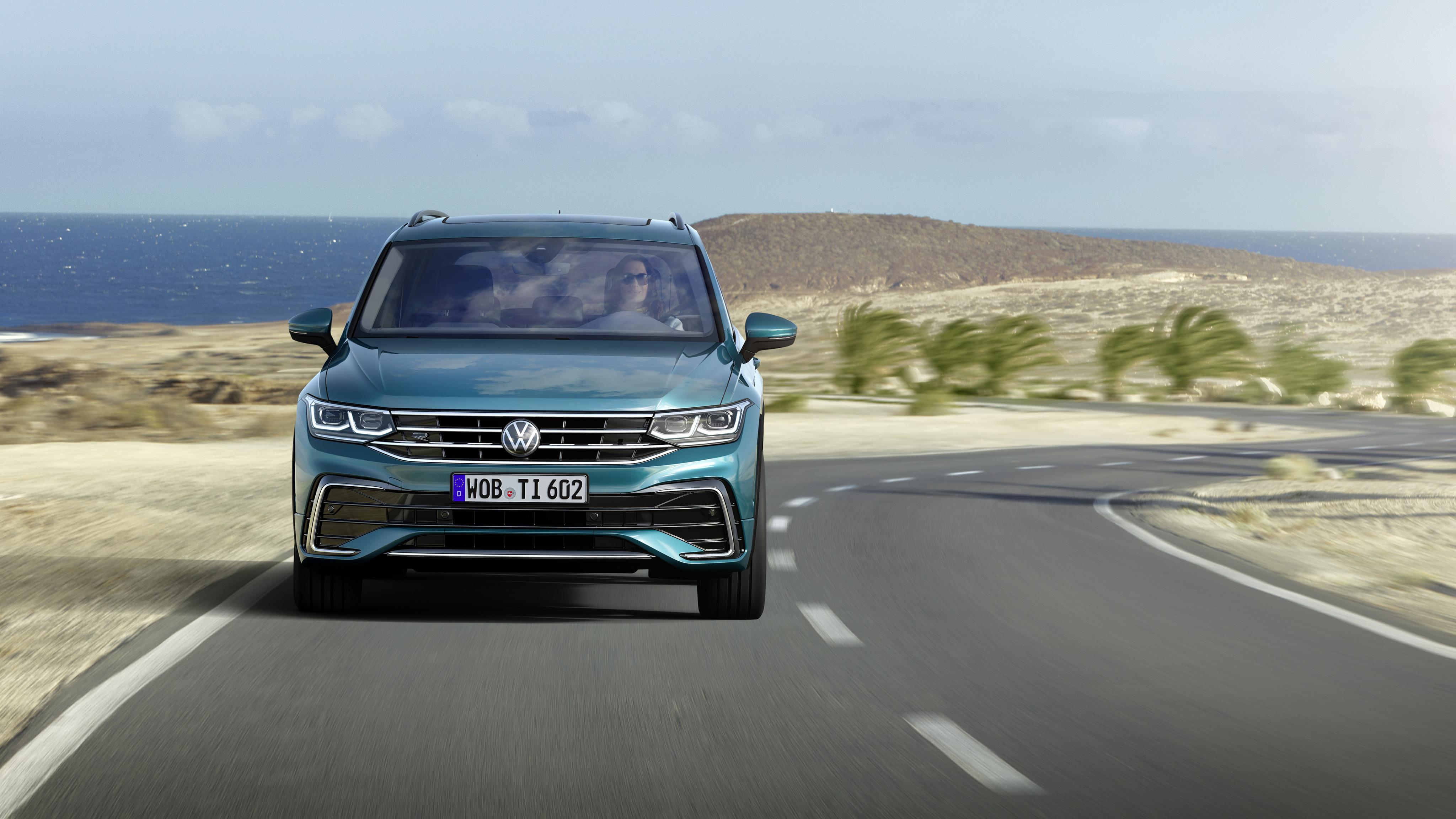 Volkswagen Tiguan šířka