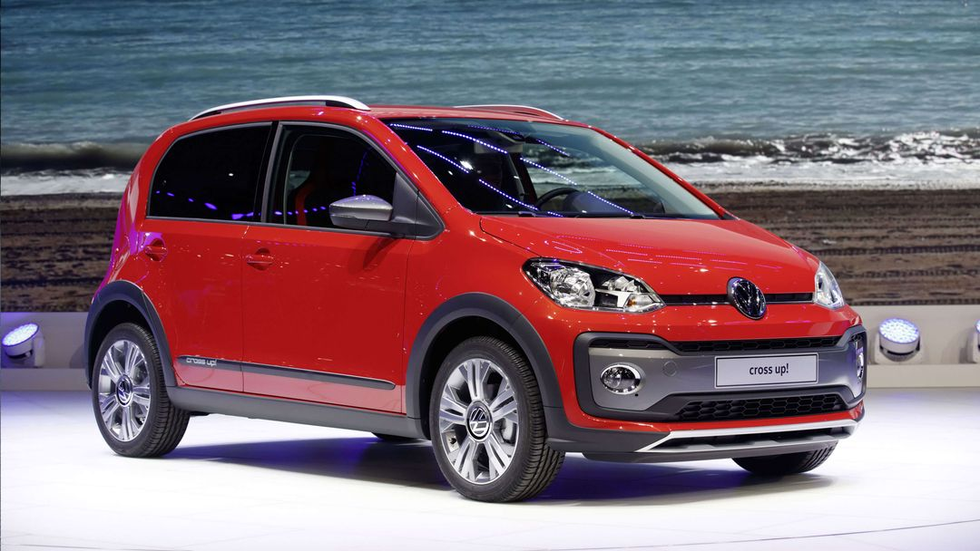 Volkswagen Up! cross up!