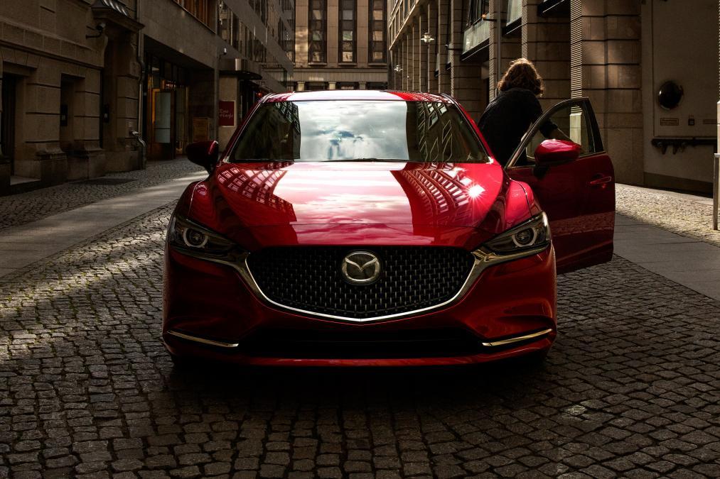 Mazda 6 pro rok 2018