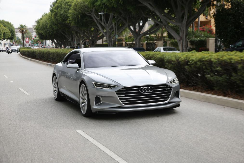 Audi A9 2018