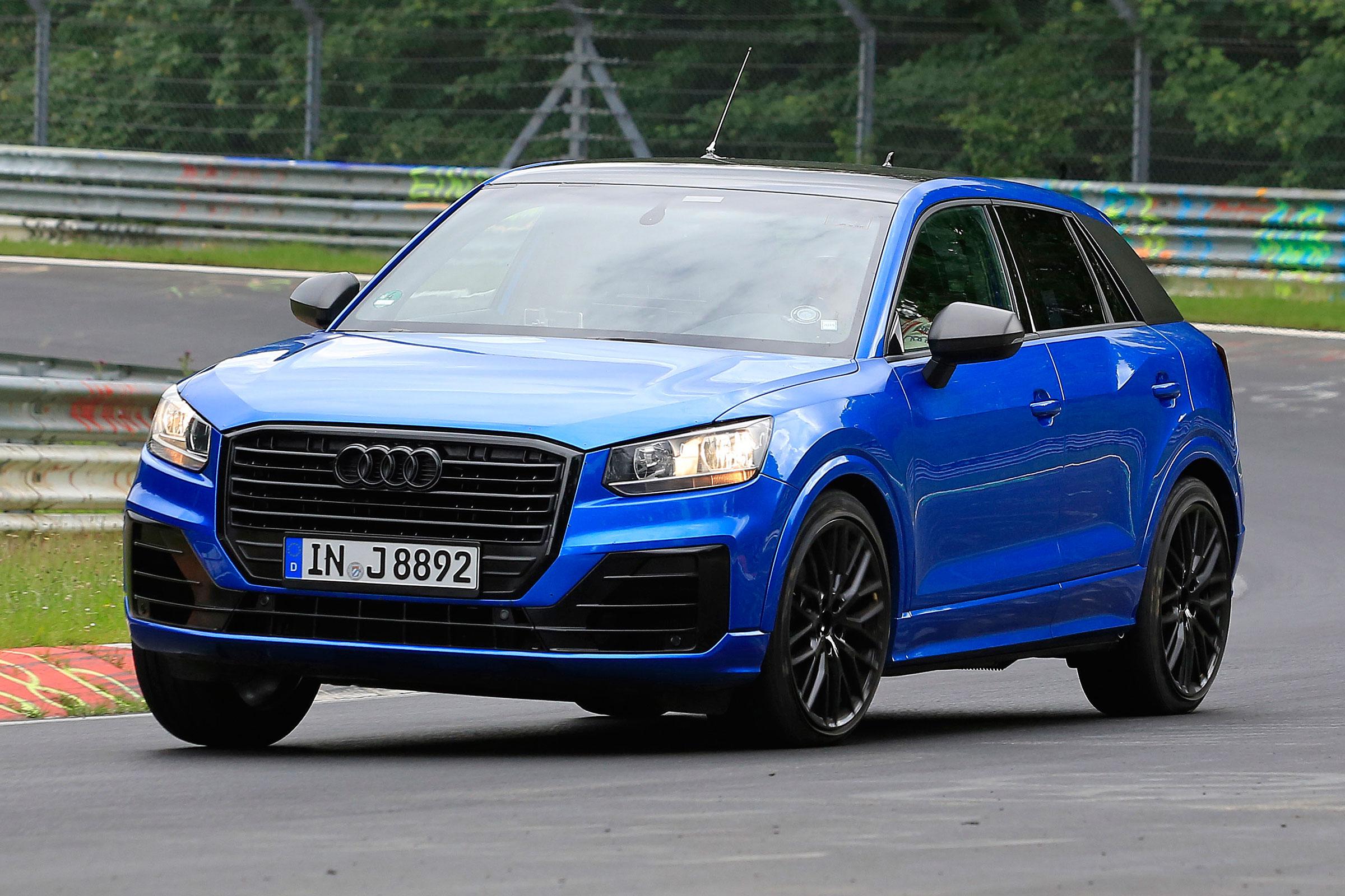 Audi SQ21 2018