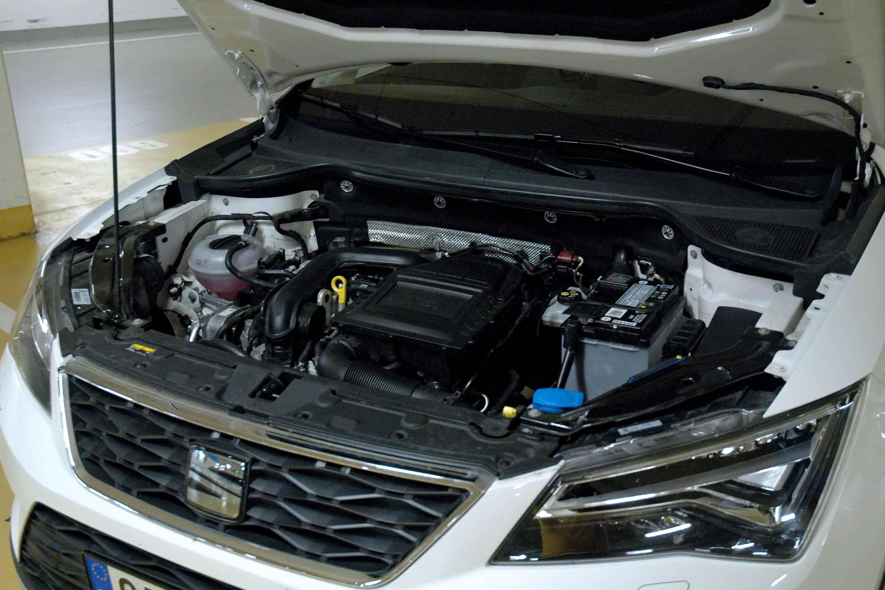 Ateca motor
