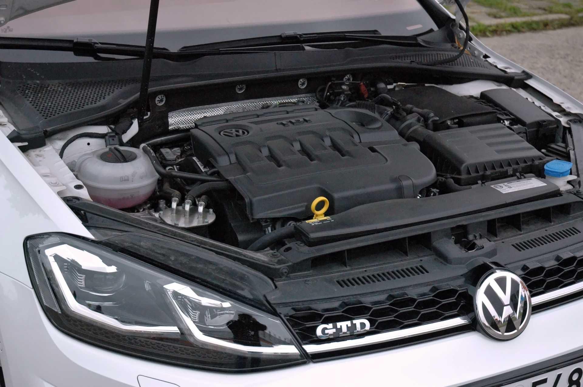 Golf GTD motor